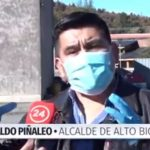 Video: TVN informa sobre crisis Covid19 en Alto Biobío