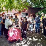 FAMILIAS DE PANGUE RECIBEN AGUA POTABLE GRACIAS A GESTIÓN MUNICIPAL
