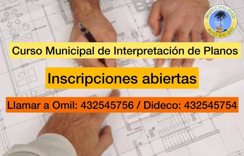 MUNICIPIO OFRECE CAPACITACIÓN EN INTERPRETACIÓN DE PLANOS